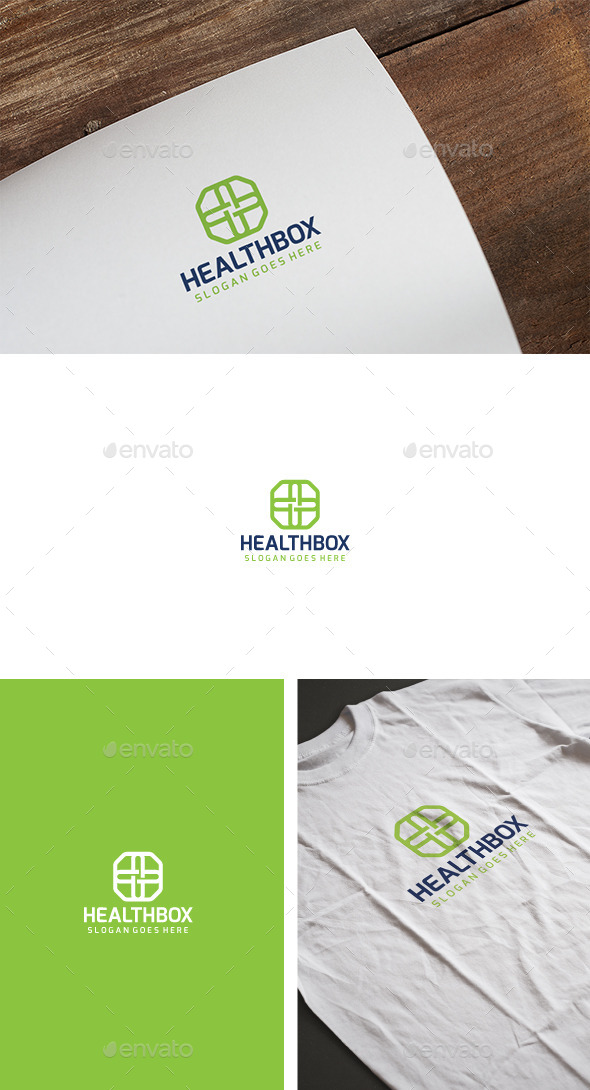 Health Box Logo