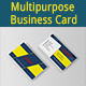 Business Card Multipurpose Template - GraphicRiver Item for Sale