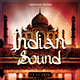 Buddha Sound Flyer Template - GraphicRiver Item for Sale