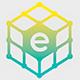 Ecores - Letter E Logo