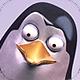 3D Penguin - Cushion Logo reveal - VideoHive Item for Sale