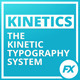 Kinetics | Professional Kinetic Typography System - VideoHive Item for Sale