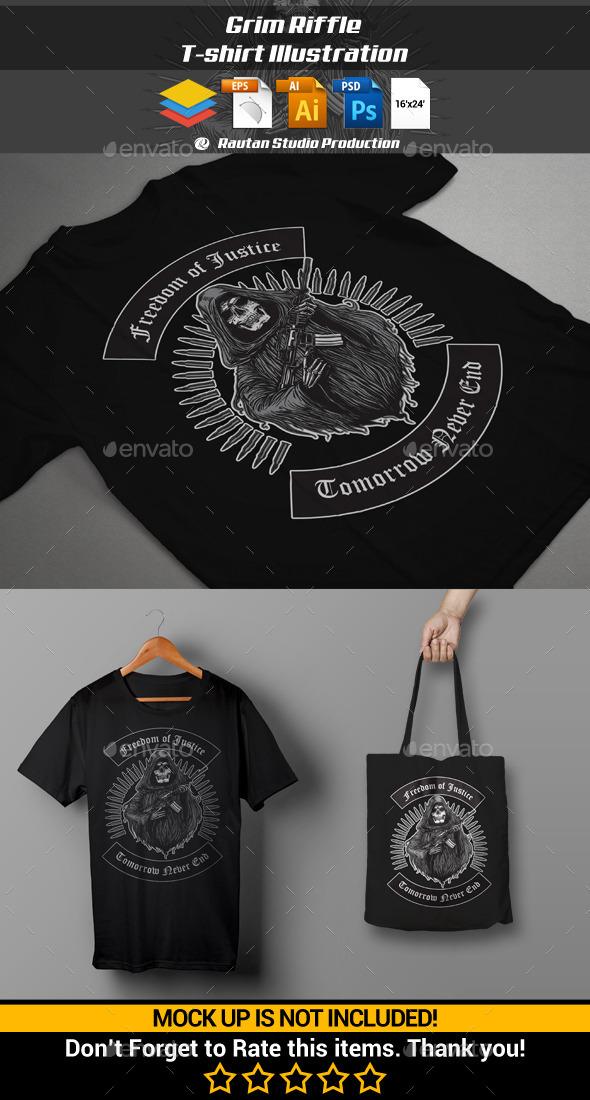 Grim Riffle - Grunge Designs