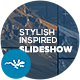Stylish Inspired Slideshow - VideoHive Item for Sale
