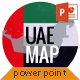 United Arab Emirates - Editable Map Presentation - GraphicRiver Item for Sale