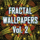 HD Psychedelic Fractal Wallpapers Vol. 2 - GraphicRiver Item for Sale