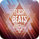Flash Beats Flyer - GraphicRiver Item for Sale