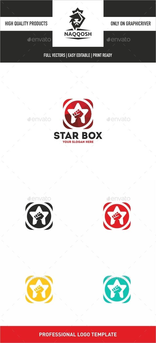 Star Box - Logo Templates