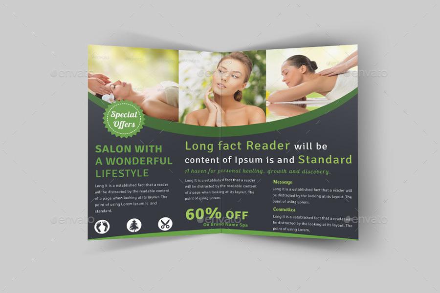 Spa & Beauty Salon Advertising Bundle | Volume 10 by dotnpix ...