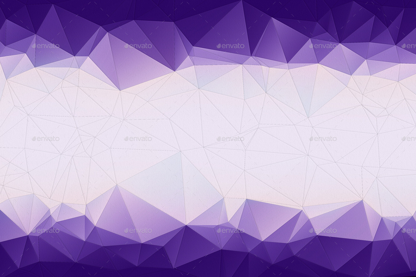 Purple Polygonal Abstract Background: Polygon Backgrounds Vol.3 By Aleksandra_BETEP