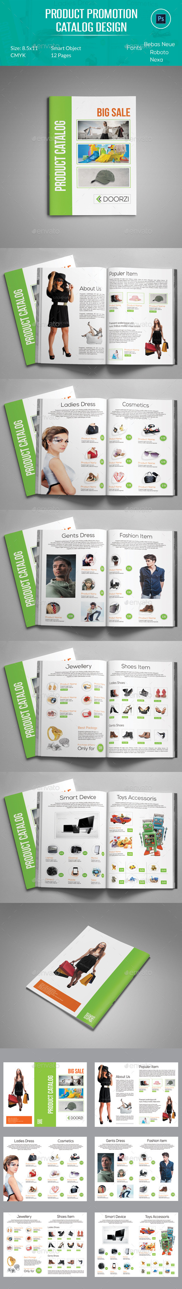 Product Promotion Catalog - Catalogs Brochures