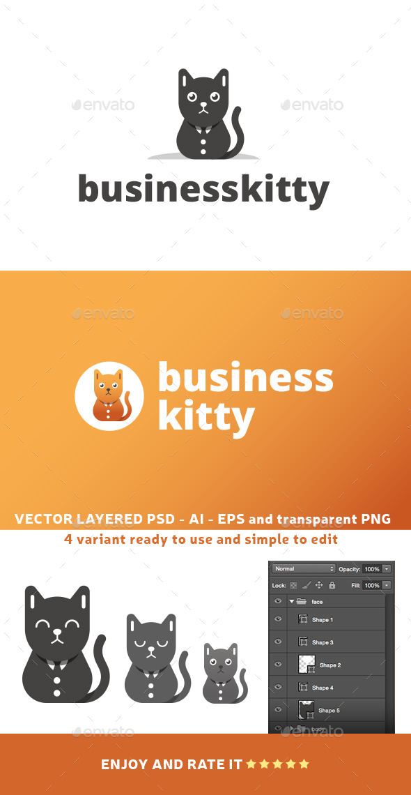 Business Kitty