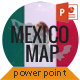 Mexico - Editable Map Presentation - GraphicRiver Item for Sale