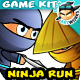 Ninja Run Game Assets - GraphicRiver Item for Sale