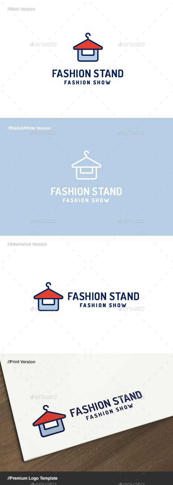 Fashion Stand Logo