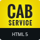 Cab Service | HTML5 Google Banner Ad 01 - CodeCanyon Item for Sale