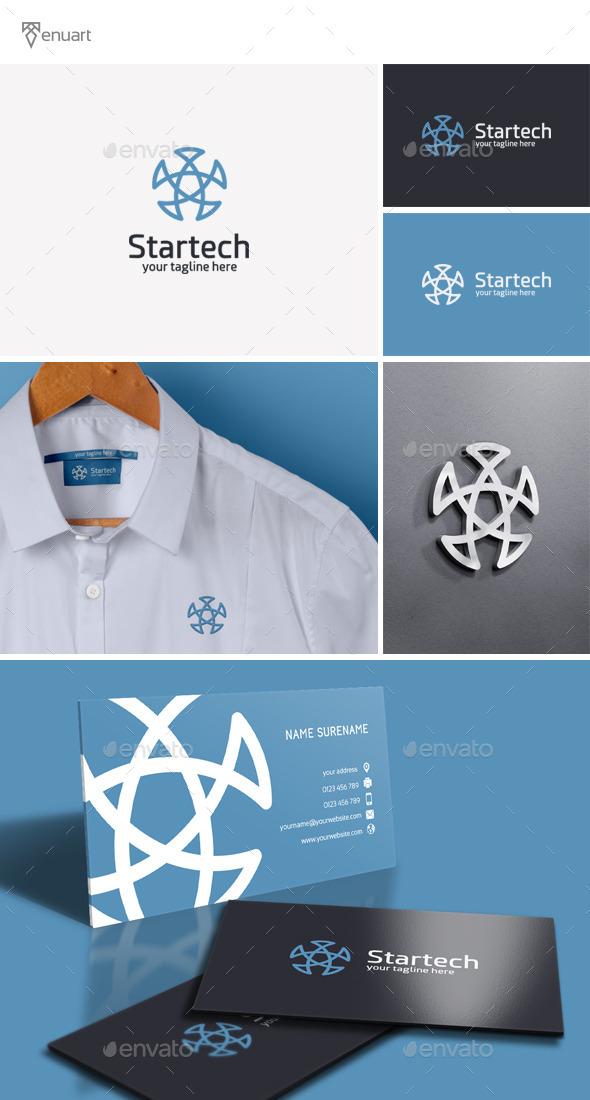 Startech Logo - Symbols Logo Templates
