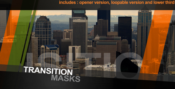 Intro Transition Masks by artproject | VideoHive
