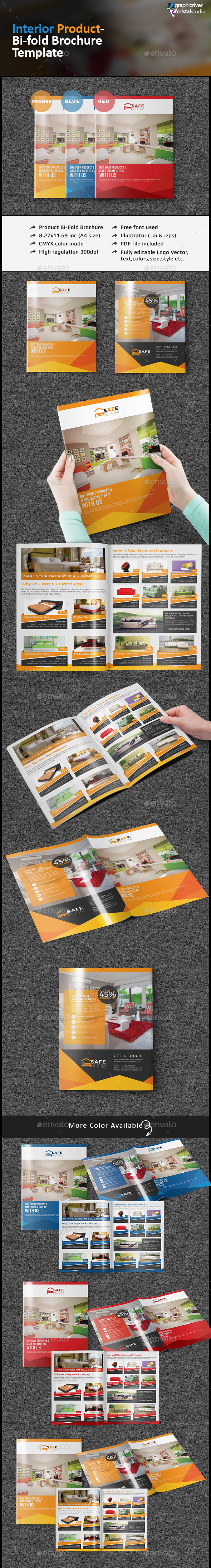 Interior Product Brochure - Corporate Brochures