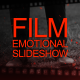 Film // Emotional Slideshow - VideoHive Item for Sale