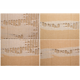 4 JPG files old textured cardboard  torn. Macro - GraphicRiver Item for Sale