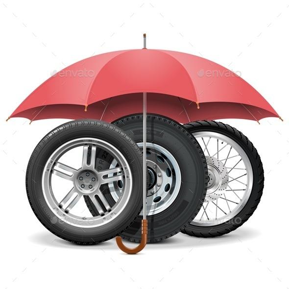 Wheels Under Umbrella - Industries Business