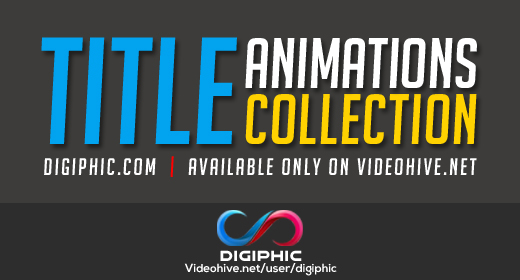 Title Animation Collection