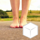 Barefoot Girl - VideoHive Item for Sale