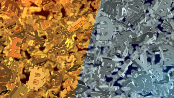 Golden & Silver Currencies