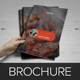 Food Recipes Brochure Catalog InDesign v.2  - GraphicRiver Item for Sale