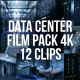 Collection of IT Specialist Working in Data Center- Pack of 12 Clips - VideoHive Item for Sale