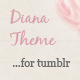 Diana Theme - ThemeForest Item for Sale