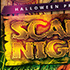 Kids Halloween Night Flyer - GraphicRiver Item for Sale