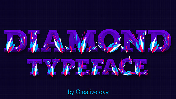 Diamond Typeface