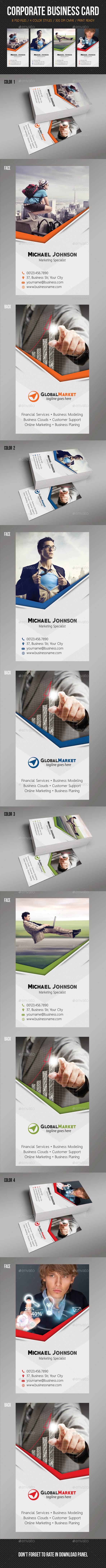 Corporate Business Card 13