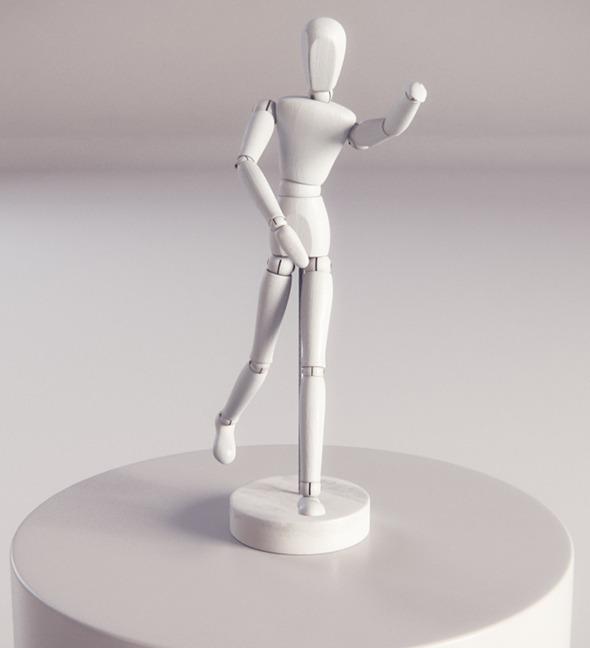 Realistic Mannequin