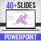 Fold Up PowerPoint Template - GraphicRiver Item for Sale