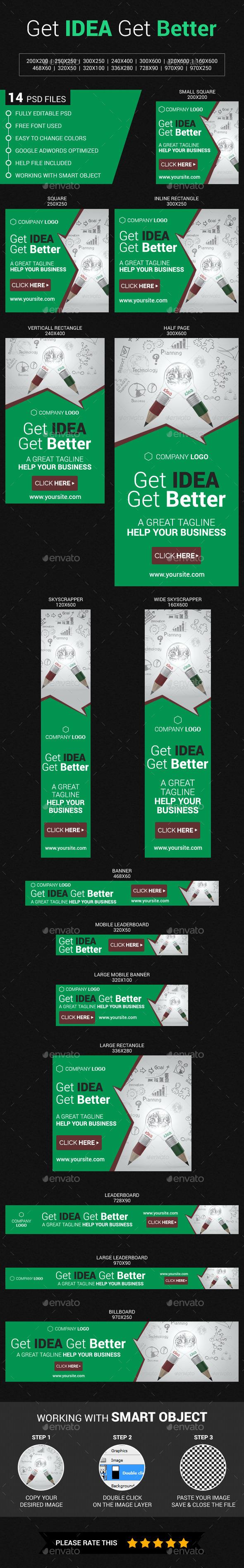 Get Idea Get Better