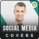 Corporate Social Media Covers - GraphicRiver Item for Sale