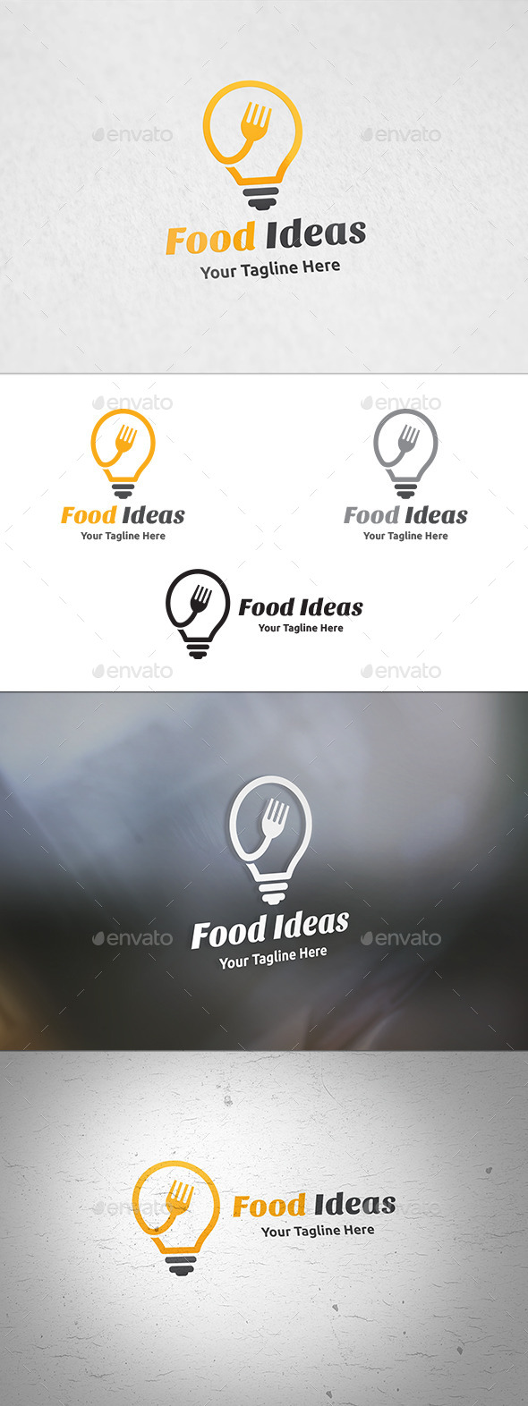 Food Ideas Logo