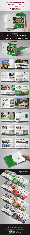Real Estate Property Brochure Catalog v6 - Corporate Brochures