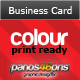 Colour Business Card  - GraphicRiver Item for Sale