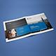 Square Corporate Bifold Brochure - GraphicRiver Item for Sale