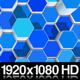 3D Hexagon Background - VideoHive Item for Sale