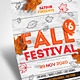 Fall Festival Flyer V1 - GraphicRiver Item for Sale