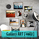 Galaxy ART [ vol 2] - GraphicRiver Item for Sale