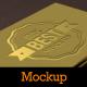 Money Clip Logo Mockup - GraphicRiver Item for Sale