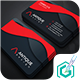 Business Card Bundle 4 in 1_Vol.21 - GraphicRiver Item for Sale