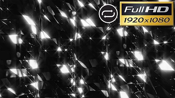 VJ Neon Polygonal Lights V2