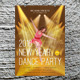 2016 New Year Party Flyer  - GraphicRiver Item for Sale
